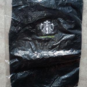 Starbucks Black Apron - Coffee Master